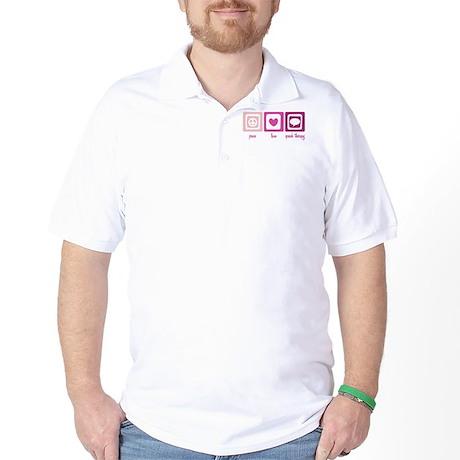 SLP Golf Shirt