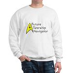 Future Starship Navigator Sweatshirt