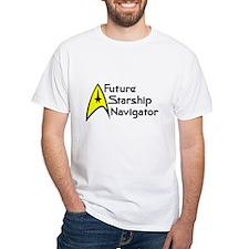 Future Starship Navigator Shirt