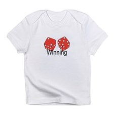 Funny Craps Infant T-Shirt