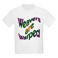 Weavers are Warped Kids T-Shirt