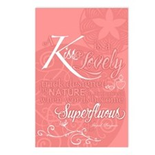 A Kiss Postcards (Package of 8)