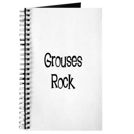 Grouses Rock Journal