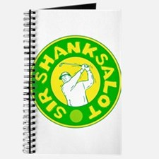 Sir Shanksalot Journal