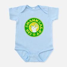 Sir Shanksalot Infant Bodysuit
