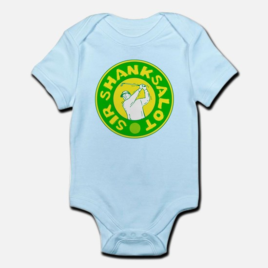 Sir Shanksalot Infant Bodysuit