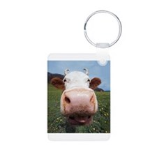 Cow Nose Keychains