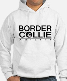 Border Collie Agility Hoodie