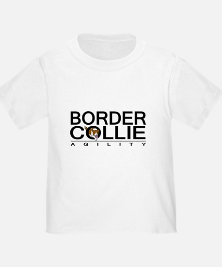 Brown Border Collie Agility T