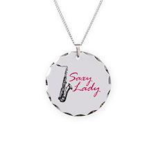 Saxy Lady Necklace