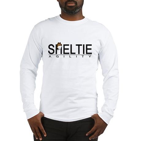 Sheltie Agility Long Sleeve T-Shirt
