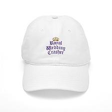 Royal Wedding Crasher Baseball Cap