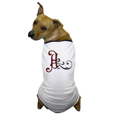 Atheist Insignia Dog T-Shirt