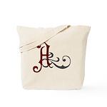 Atheist Insignia Tote Bag