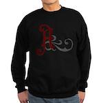 Atheist Insignia Sweatshirt (dark)