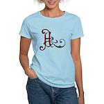 Atheist Insignia Women's Light T-Shirt