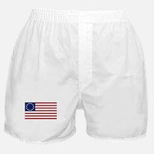 Betsy Ross Boxer Shorts