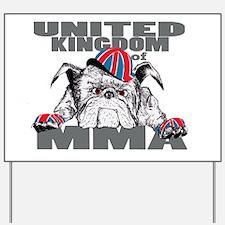 MMA Kingdom Yard Sign