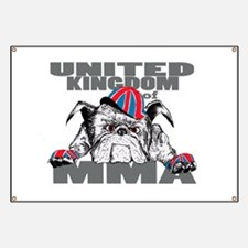 MMA Kingdom Banner