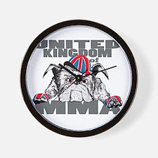 MMA Kingdom Wall Clock