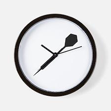 Dart Wall Clock