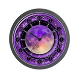 Full moon clock Wall Clocks