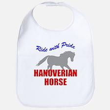 Ride With Pride Hanoverian Horse Bib