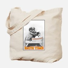 Cute Bath Tote Bag