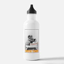 Cute Retro advertisements Water Bottle
