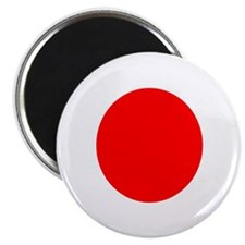 """Red Circle 2.25"""" Magnet (10 pack)"""