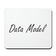 """""""Data Model"""" Mousepad"""