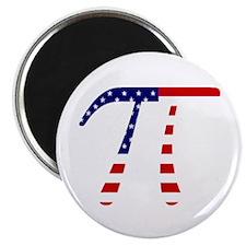 American Pi Magnet