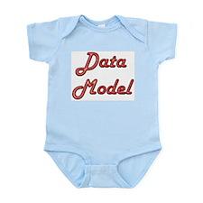 """Data Model"" Infant Creeper"