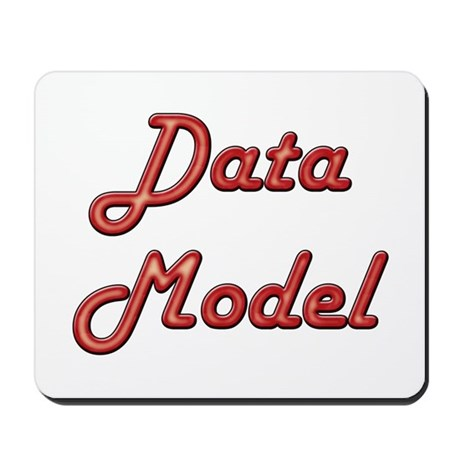 """Data Model"" Mousepad"