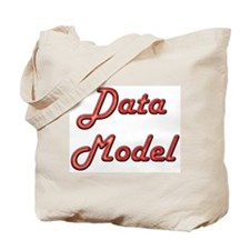"""Data Model"" Tote Bag"