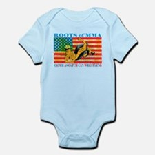 Roots of MMA Infant Bodysuit