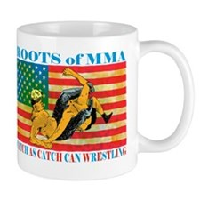 Roots of MMA Mug