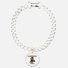 Wirehaired Dachshund Mom Bracelet