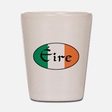 Eire (Ireland) Shot Glass