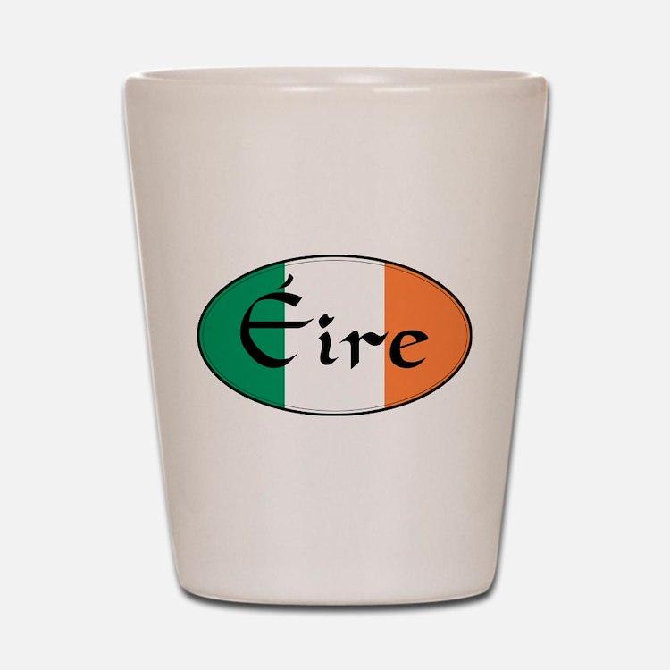 Eire (Ireland) Shot Glass