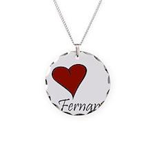 I love Fernando Necklace