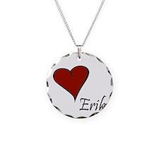 I love Erika Necklace