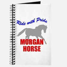 Ride With Pride Morgan Horse Journal