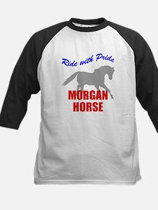 Ride With Pride Morgan Horse Tee