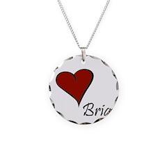 I love Brian Necklace