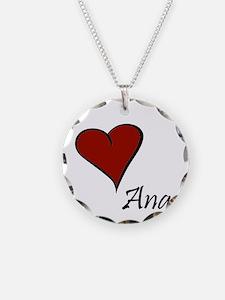 I love Ana Necklace