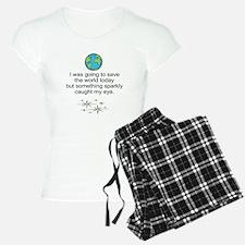 Going 2 Save World Pajamas