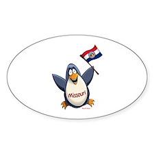 Missouri Penguin Decal