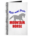 Ride With Pride Mountain Horse Journal