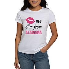 Kiss Me Im From Alabama Tee